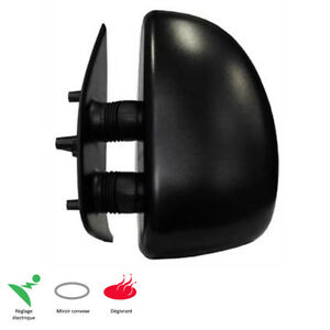 Rear-View-Mirror-Ducato-Boxer-Jumper-99-2006-Left-Electric-Defroster-Arm-Normal