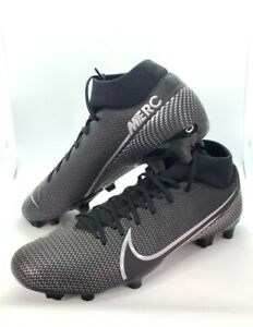 Nike-Mercurial-Superfly-7-Academie-Pignon-Fixe-MG-Football-Crampons-AT7946-010-Homme-Taille-11-5