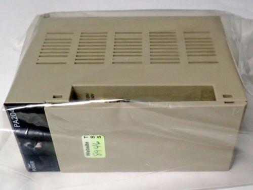 OMRON C200HW-PA204 SYSMAC PLC POWER SUPPLY UNIT AC100-120//200-240V