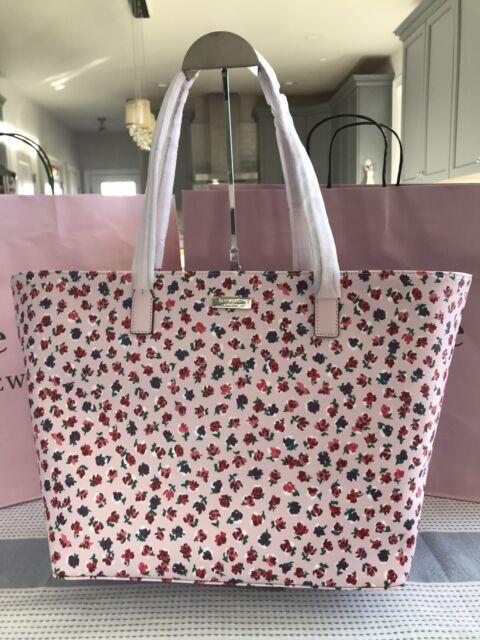 Kate Spade shore street bold roses mini margareta wkr00226 Pink Multi