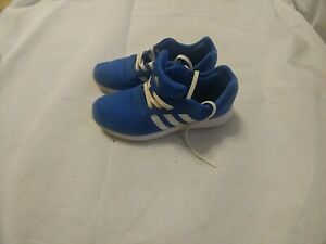 Comercial Madurar Mutuo  adidas Performance Men's Element Refresh Running Shoes, Blue/Blue/White 9.5    eBay