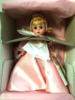 Madame Alexander Wendy Honors Madame 93-9 Doll New in Box Blonde Blue Eyes 8 in