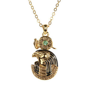 Egyptian Ra Horus Sun Egypt Pendant Necklace Fashion Accessory Jewelry 10040