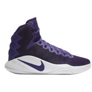 New Nike 2016 Hyperdunk Basketball Men's Size 8 Blue/White 844368-442
