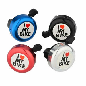 Kids Bell Bicycle Horns Sports Bike Flower Power Girl Child Ride Loud Ring MP