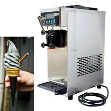 Single Flavor Soft Serve Ice Cream Machines With Pre Cooling Function 110v