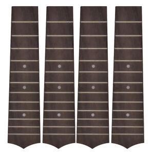 Fretted-Ukulele-Fretboard-Fingerboard-for-21-Inch-Soprano-12-Fret-Rosewood
