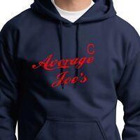 Average Joe's Gym Retro Old School T-shirt Vintage Dodgeball Hoodie