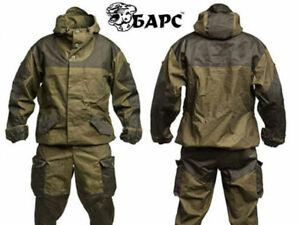 Gorka-3-BARS-russian-Spetznaz-Suit-M-XL-fur-outdoor-Airsoft-Jagd-und-Angeln