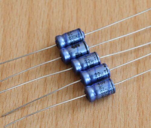 5x Elko 22µF 40V  BC-Components