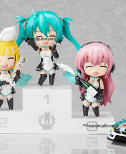 Vocaloid - Racing Miku Set 2011 Ver. Petit Nendoroid Set Good Smile Company