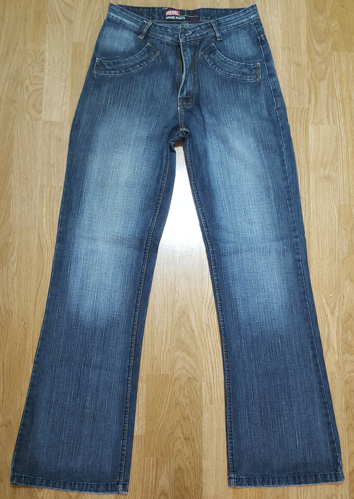 wholesale dealer bf874 6e241 a buon mercato Jeans in Denim Denim Denim INDUSTRIA Diesel ...