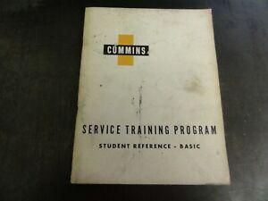Cummins-Service-Training-Program-Student-Reference-Manual