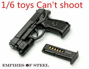 1-6-Halbautomatik-qsz92-Pistol-Hand-Gun-Waffe-Modell-Spielzeug-f-12-034-Action-Figur