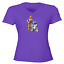Juniors-Girl-Women-Vneck-Tee-T-Shirt-Gift-Star-Wars-R2D2-C-3PO-Robot-Droid-Rebel thumbnail 15