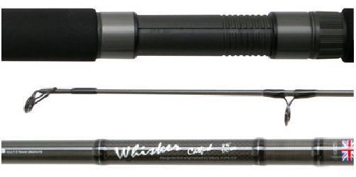 Daiwa Whisker pesce gatto 8' 6 6LB modello n. wkc866 campione fishng Rod