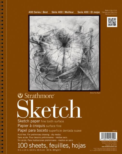 2 Pcs 9 x 12 inch Premium Quality Tracing Paper Pad 30 Sheets