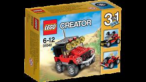 LEGO-Creator-31040-Wuestenflitzer-NEU-OVP