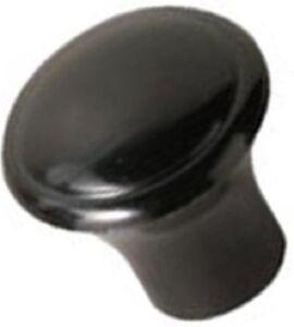 Davies Thermoset Push Pull Knob Smooth Rim Threaded Hole 8-32 Thread Size 3004-S