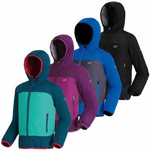 Regatta Kids Volcanics Waterproof Shell Jackets