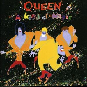 Queen-Kind-of-Magic-2011-Remastered-NEW-CD