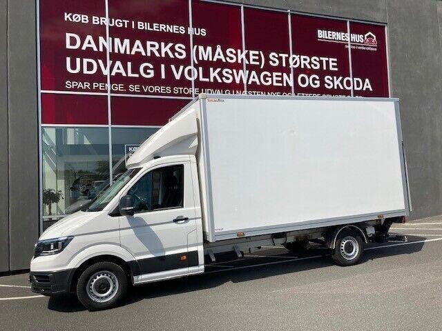 VW Crafter 35 2,0 TDi 140 Box m/lift
