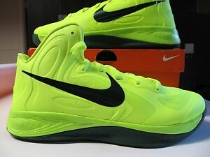 DS Nike Hyperfuse Volt Neón Verde 11.5