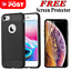 For-iPhone-12-11-Pro-XS-Max-XR-X-7-8-Plus-Heavy-Duty-Slim-Shockproof-Case-Cover thumbnail 1