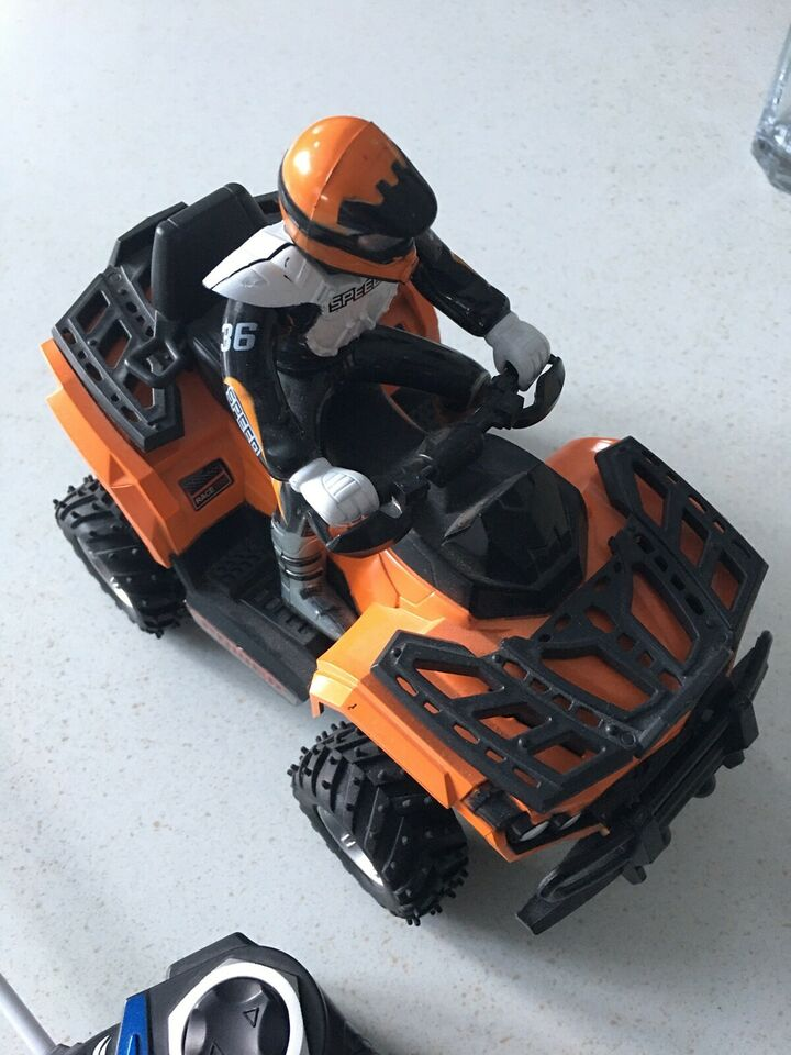 Quadbike / ATV, fjernstyret