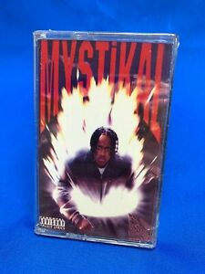 Mystikal ‎– Mystikal Cassette Tape Album Hip Hop Rap Big Boy F-Quikk SEALED RARE