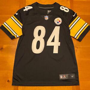 Antonio Brown Pittsburgh Steelers Nike Dri Fit NFL Football Jersey #84 Medium