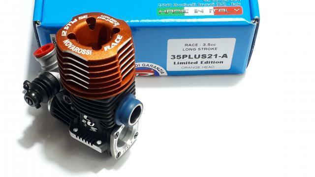 Motore Novarossi  35 PLUS.21 A  limited edizione  più ordine