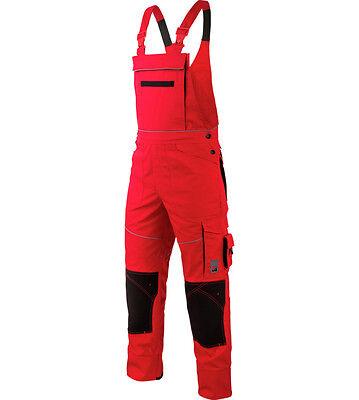 Rapture Arbeitslatzhose Starline Plus Rot Kleidung