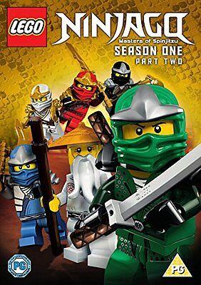 Lego Ninjago - Masters Of Spinjitzu: Season 1 - Part 2 (DVD) (C-PG)