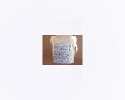 Fugenmasse CG2 in Weiß mit Becher zum Mosaik Basteln 500g.