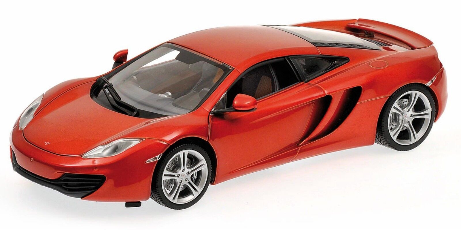 Minichamps Minichamps Minichamps 1 18  110133020 Mclaren Mp4-12c (2011), orange Metallic a389fa