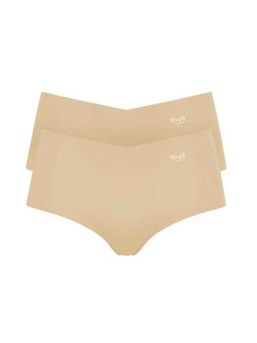 Slip SLOGGI Damen Short 2er-Pack ZERO Microfibre Unterhose