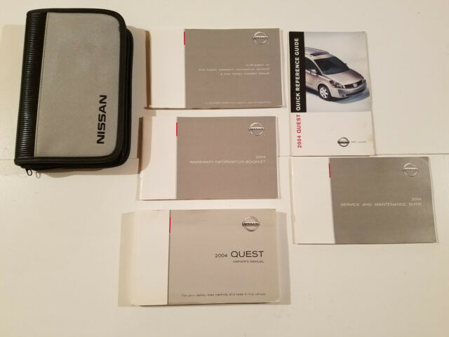 Ford 2004 Manual Guide