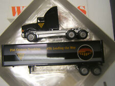 Winross ATA 21st Century Trucking Leading the Way Tractor Trailer MIB 1/64