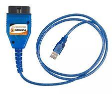 KKL USB OBD diagnostica dispositivo Interface Scanner Lettura elimina VW AUDI SEAT SKODA