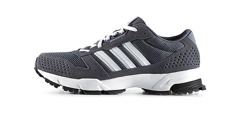 Nouvelle perforhommece Adidas Marathon 10 _  Chaussures Hommes