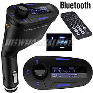 how to set up car mp3 player fm transmitter
