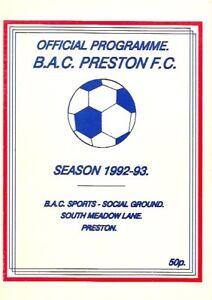 B-A-C-PRESTON-FC-v-DALTON-UNITED-13th-MARCH-1993-WEST-LANCASHIRE-DIV-1