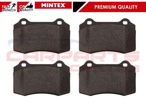 FOR SEAT LEON 1.8T 20V CUPRA R 2002-2005 FRONT MINTEX BRAKE PADS BREMBO STYLE