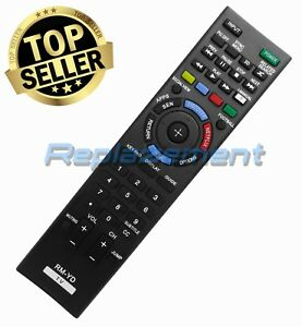 New-Universal-Replacment-Remote-Control-for-Sony-TV-Bravia-RM-YD102-RM-YD103