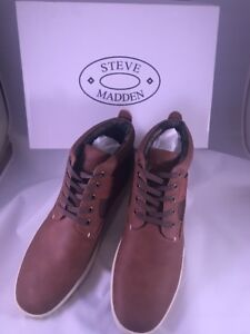 1538282aef6 Image is loading Steve-Madden-Frazier-Cognac-9-5