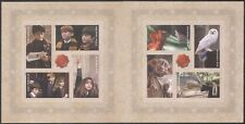 USA 2013 Harry Potter/Owls/Magic/Wizards/Books/Films/Cinema 20v s/a bklt (b5153)