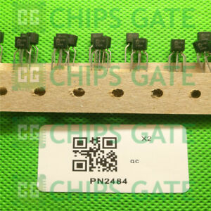 20PCS-PN2484-Encapsulation-TO-92-Small-Signal-Transistors