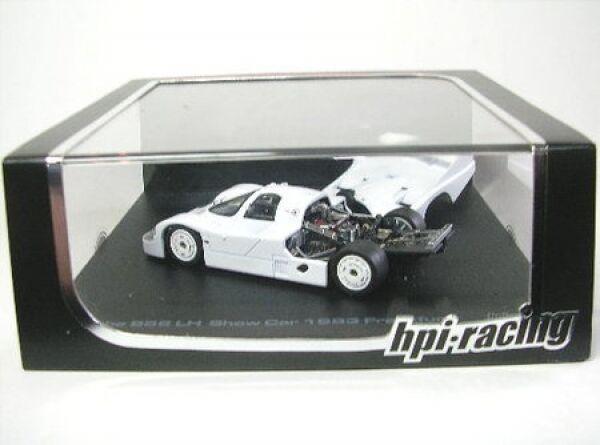 PORSCHE 956 LH show car Francoforte 1983