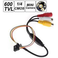 600TVL HD Mini Pinhole CCTV Camera For Home Security Kit.
